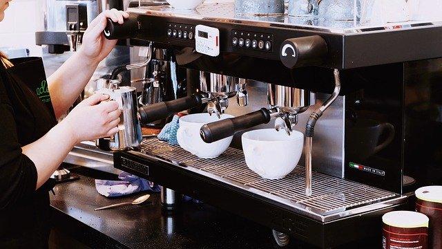 velký kávovar