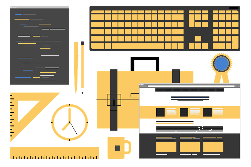 webový desi